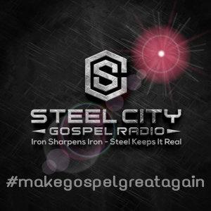 Steel City Gospel Radio logo