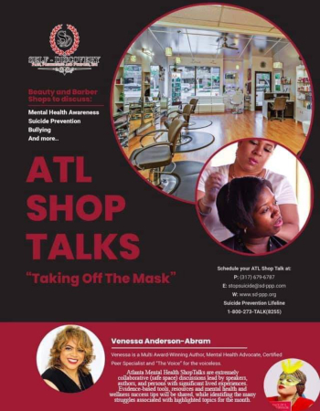 Atlanta Shop Talks FLYER