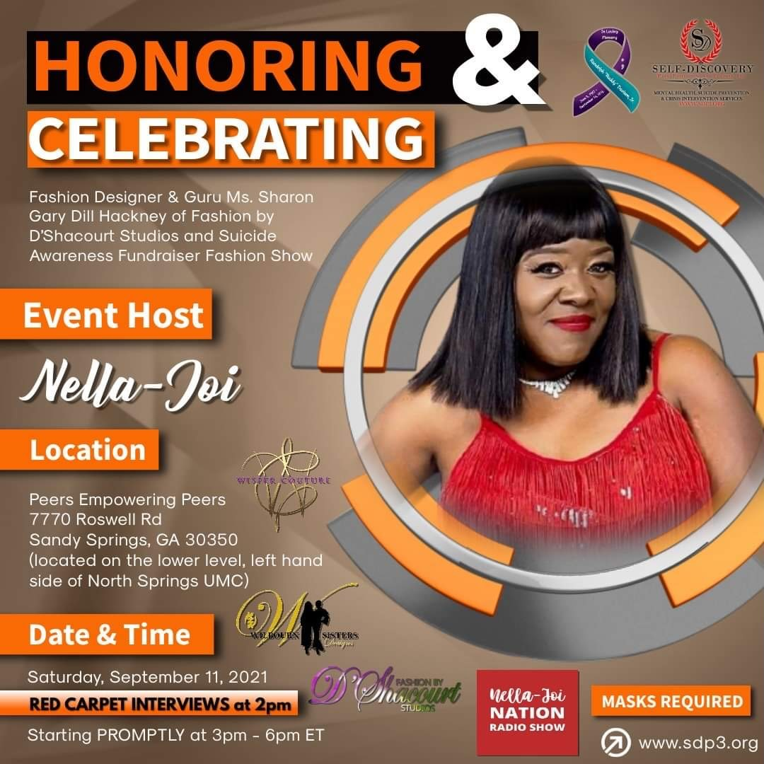 Honoring & Celebrating: Event Hosts