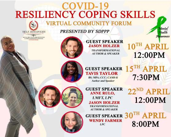COVID-19 Resiliency Coping Skills