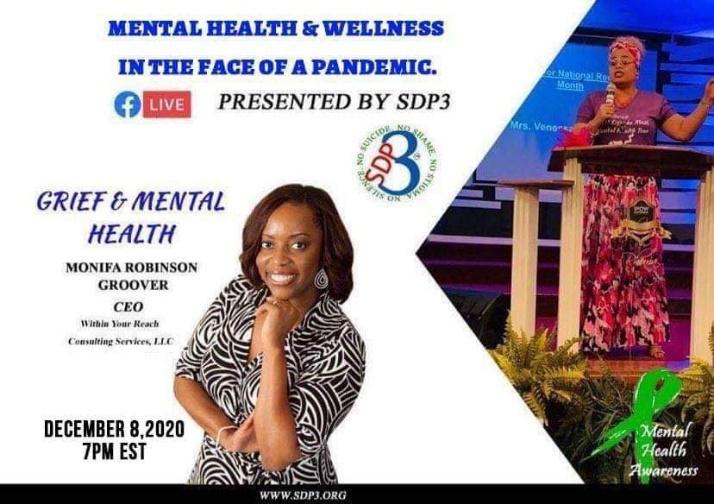 Grief & Mental Health