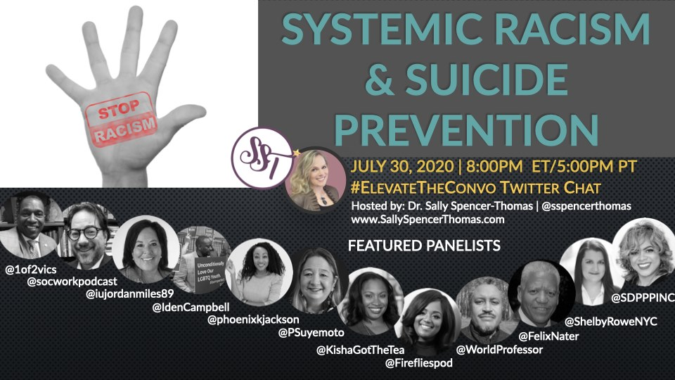 Systemic Racism & Suicide Prevention