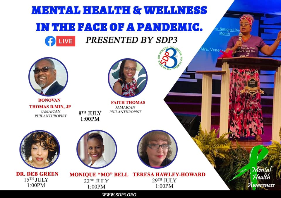 Mental Health & Wellness in the Face of a Pandemic