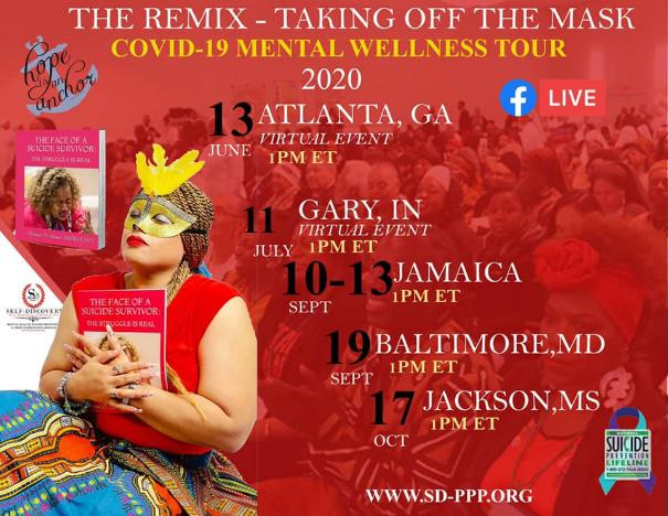 The Remix – Taking Off The Mask