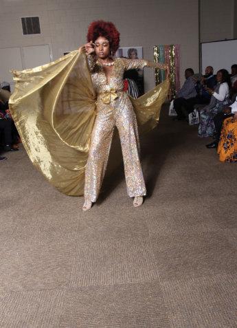 woman dancing