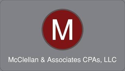 McClellan & Associates CPAs, LLC Logo