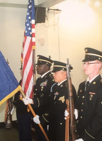Men in uniform
