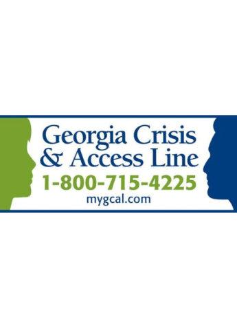 georgia crisis and access line calling card